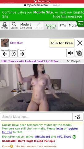 Eroticeve Live sex